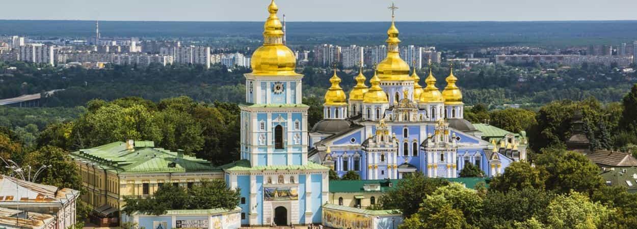 Киев на английском! - Kyiv in English!