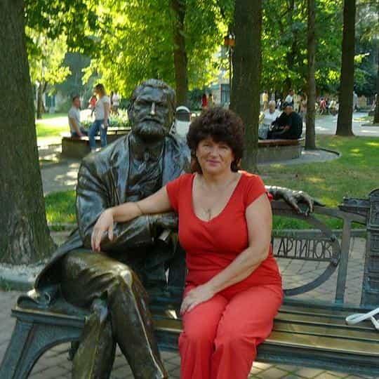 Світлана Опанасенко про Вінницькі фонтани