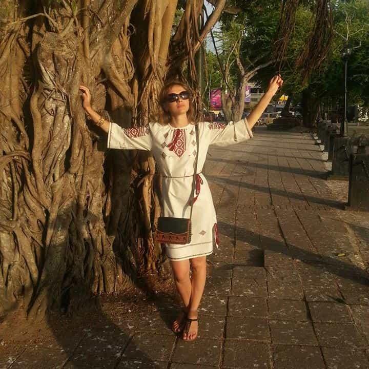 Елена Виноградова об экскурсии на банановую ферму