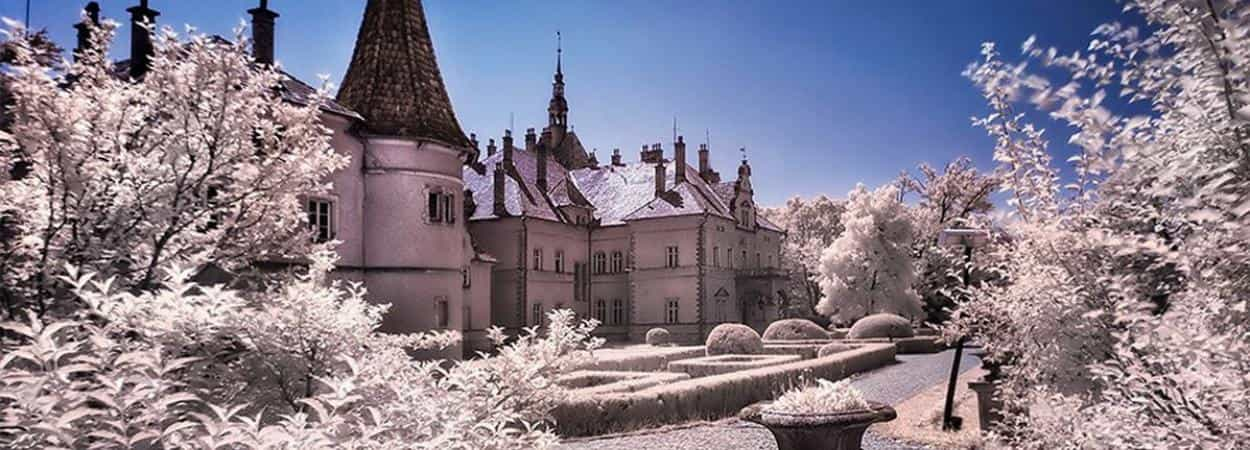 Новый год в Закарпатье - Лумшоры, термальные источники и средневековые замки
