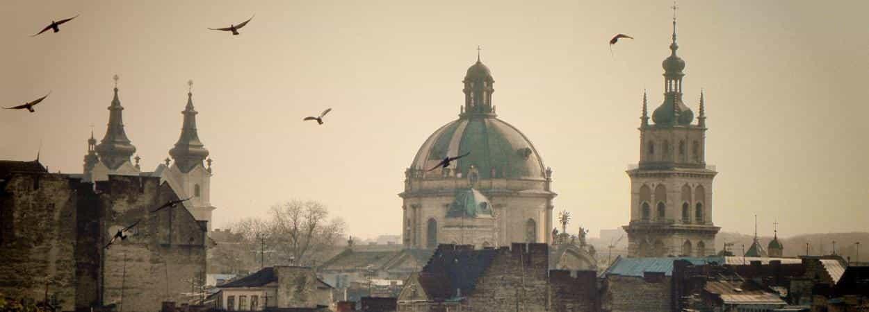 Золотая осень во Львове и тайны столицы Белых хорватов