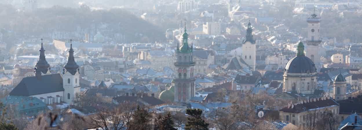Зимний вик-енд во Львове
