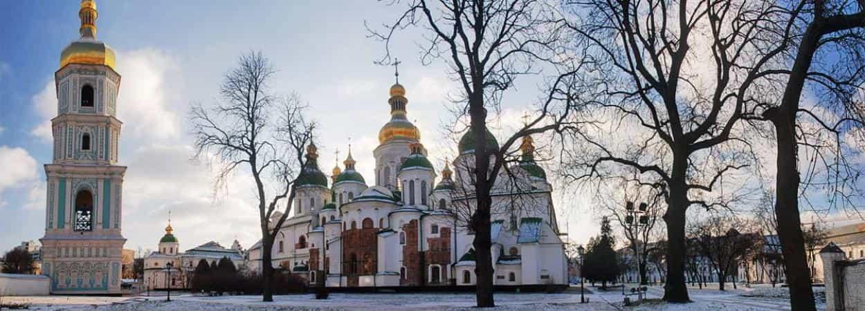 Необыкновенная экскурсия по местам Силы: Путешествие - Посвящение по Храмам Киева