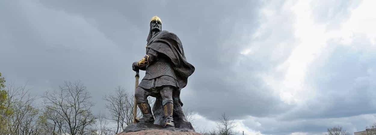 Путешествие в древний Искоростень | Дива Країни
